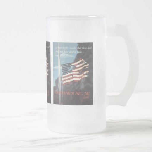 Buy War Bonds World War 2 Mug