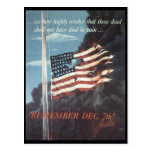 Buy War Bonds World War 2 Postcard
