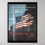 Buy War Bonds World War 2 Poster