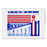Buy War Bonds WWII 1942 WPA