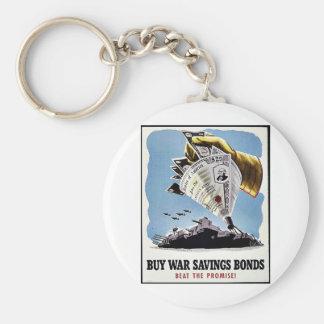 Buy War Savings Bonds Keychains