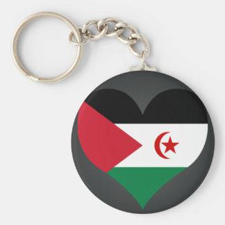 Buy Western Sahara Flag Key Chain