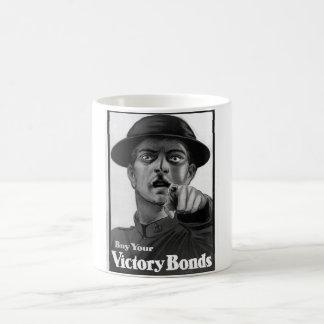 Buy Your Victory Bonds.  Ca.  1917_War image Coffee Mug