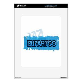 BuyArtGO Calcomanías Para El iPad