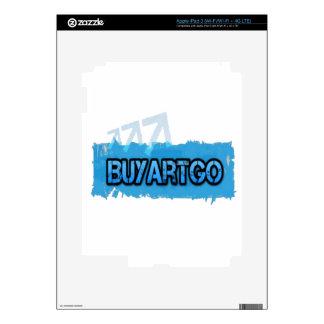 BuyArtGO Pegatina Skin Para iPad 3