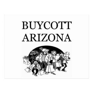 buycott Arizona Postcard