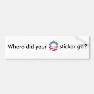Buyer's Remorse Car Bumper Sticker