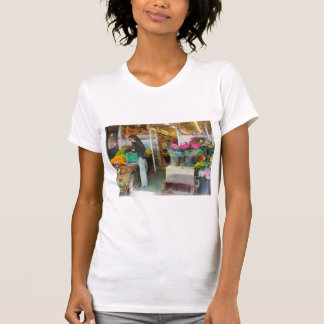 Buying Fresh Fruit T-shirt