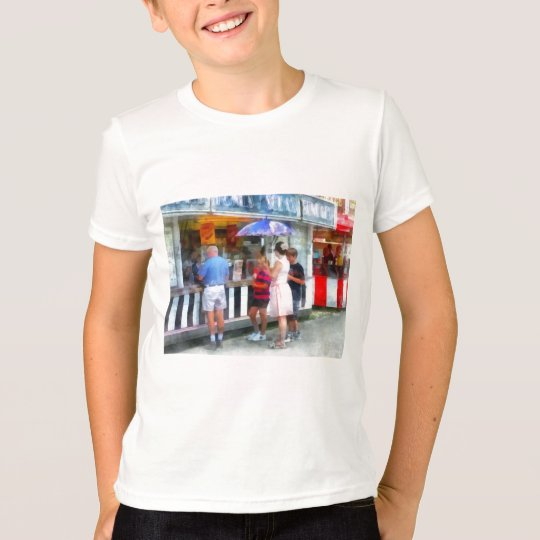 Buying Ice Cream at the Fair T-Shirt