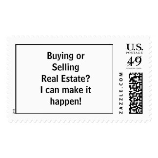 Buying or Selling Real Estate? Postage