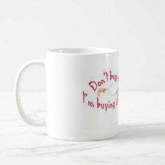 buying shrimp coffee mug