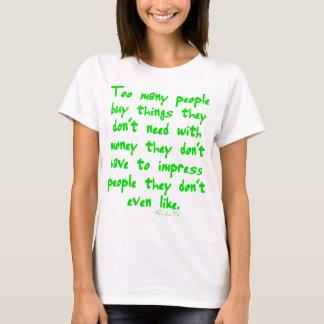 Buying Things T-Shirt