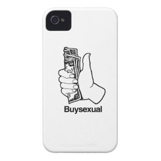 Buysexual iPhone 4 Case-Mate Protector