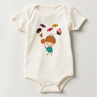 Buz-buz, the Prince of Sweets Kingdom shirt