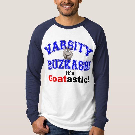 BUZKASHI T-Shirt