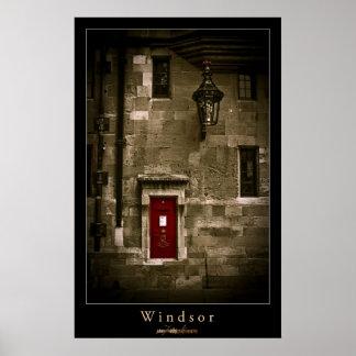 Buzón de correos de Windsor Impresiones