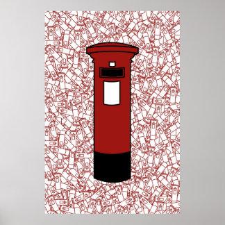 Buzón de correos poster