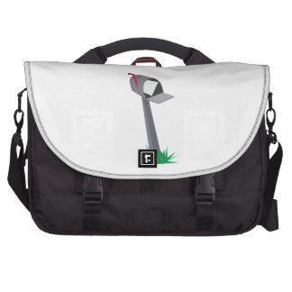 Buzón que se inclina bolsas para portátil