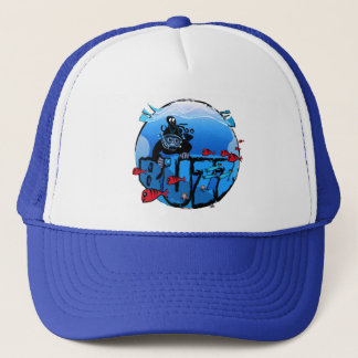 Buzz 60th trucker hat