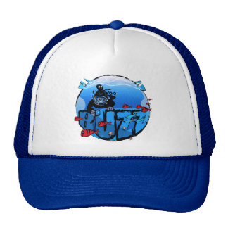 Buzz 60th trucker hat
