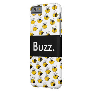 Buzz. Bee Barely There iPhone 6 Case
