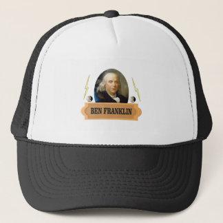 buzz brown ben trucker hat