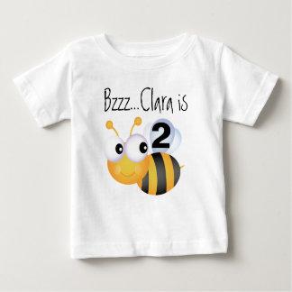 Buzz Bumblebee Customizable Birthday T-shirt