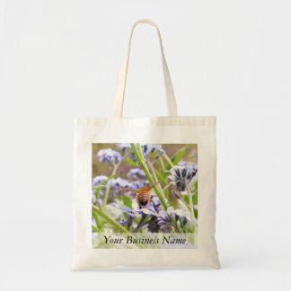 Buzz!  Busy Bee Backside Tote Bag