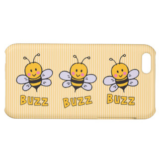 Buzz Buzz Bee iPhone 5C Cover