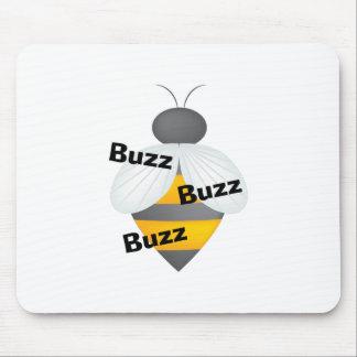 Buzz Buzz Buzz Mouse Pad