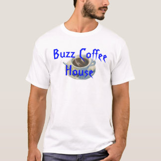 Buzz Coffee House T-Shirt