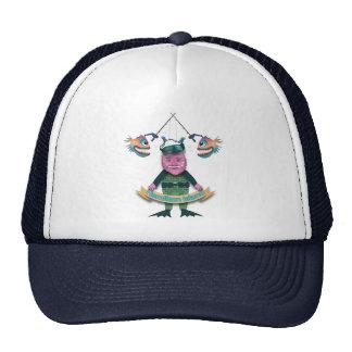 Buzz Hamilton Island Trucker Hat