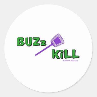 Buzz Kill Sticker
