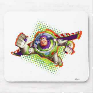Buzz Lightyear Flying Mouse Pad