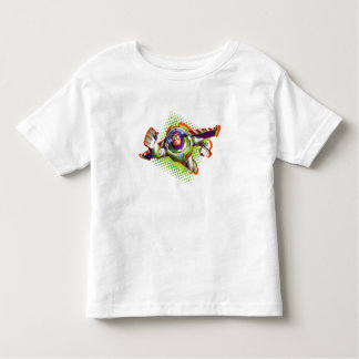 Buzz Lightyear Flying Toddler T-shirt