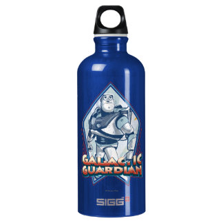 Buzz Lightyear: Gallactic Guardian Aluminum Water Bottle