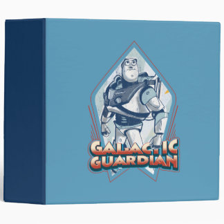 Buzz Lightyear: Gallactic Guardian Binder
