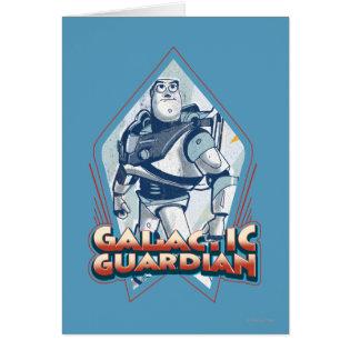 Buzz Lightyear: Gallactic Guardian Greeting Card