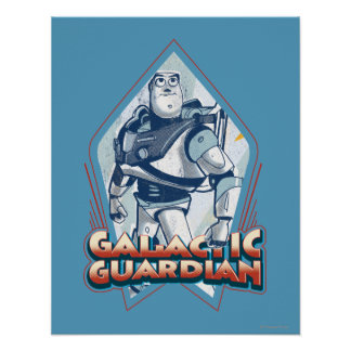 Buzz Lightyear: Gallactic Guardian Poster