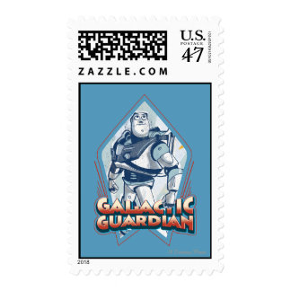 Buzz Lightyear: Gallactic Guardian Stamp