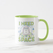 "Buzz Lightyear ""I Need Space"" Mug"