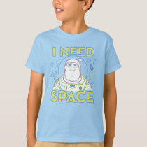 "Buzz Lightyear ""I Need Space"" T-Shirt"