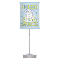 "Buzz Lightyear ""I Need Space"" Table Lamp"