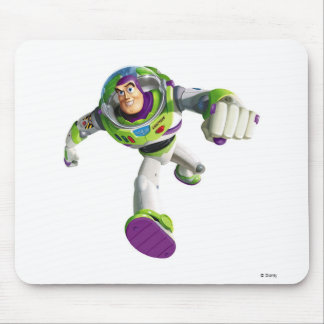 Buzz Lightyear Running Mouse Pad