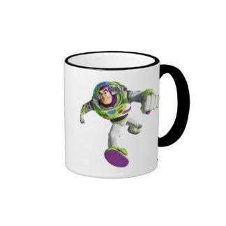 Buzz Lightyear Running Ringer Mug