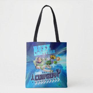 Buzz Lightyear - Space Cowboy 2 Tote Bag