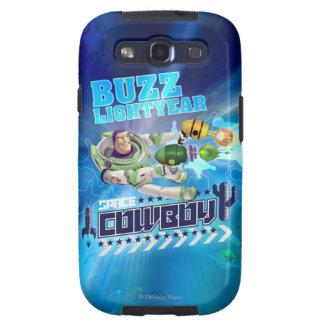 Buzz Lightyear - Space Cowboy Samsung Galaxy SIII Cases