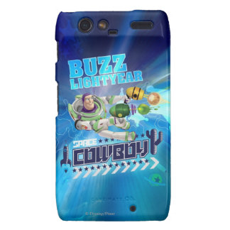 Buzz Lightyear - Space Cowboy Droid RAZR Cases