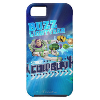 Buzz Lightyear - Space Cowboy iPhone 5 Cases