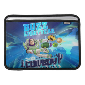 Buzz Lightyear - Space Cowboy Sleeve For MacBook Air